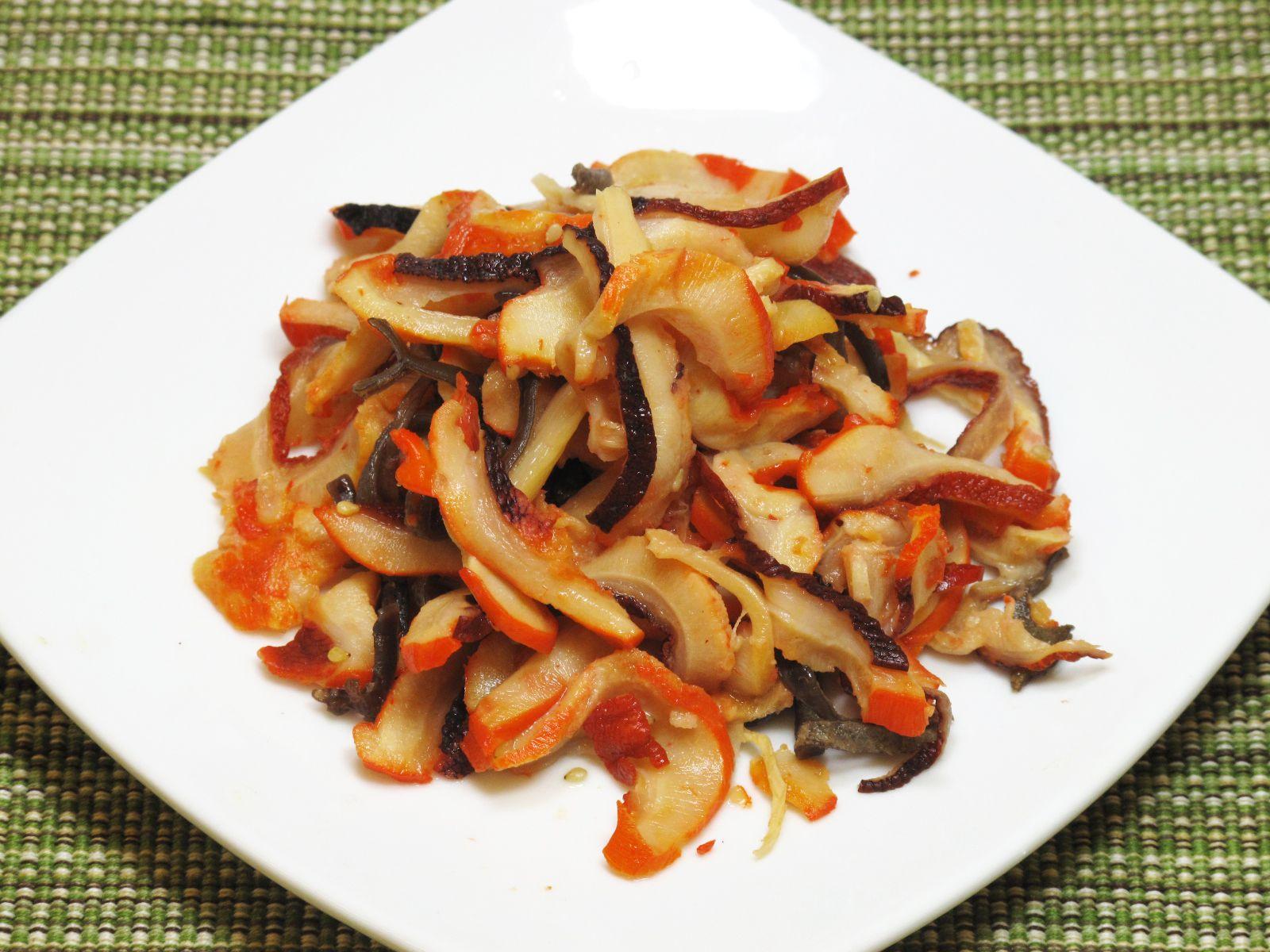 japanese calamari salad