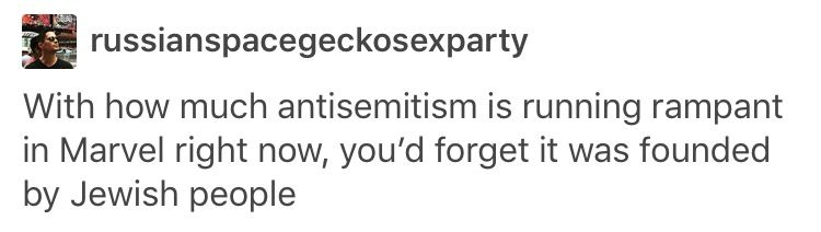 Antisemitism, marvel, mcu, x men, avengers