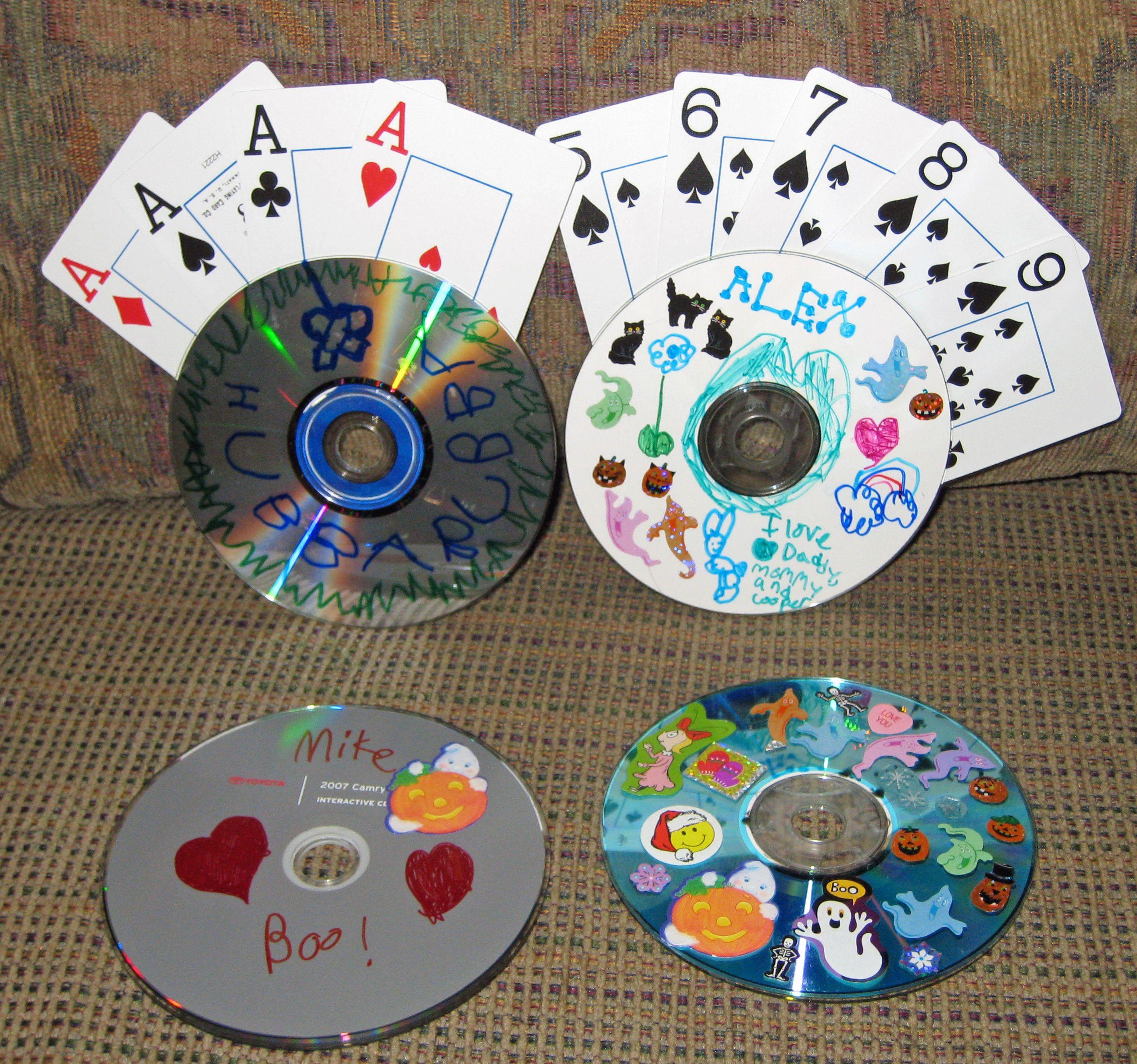 Playing Card Holder, Diy Playing Cards