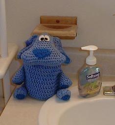 Toilettenrollenhut Klopapierhut Häkeln Geschenke Pinterest