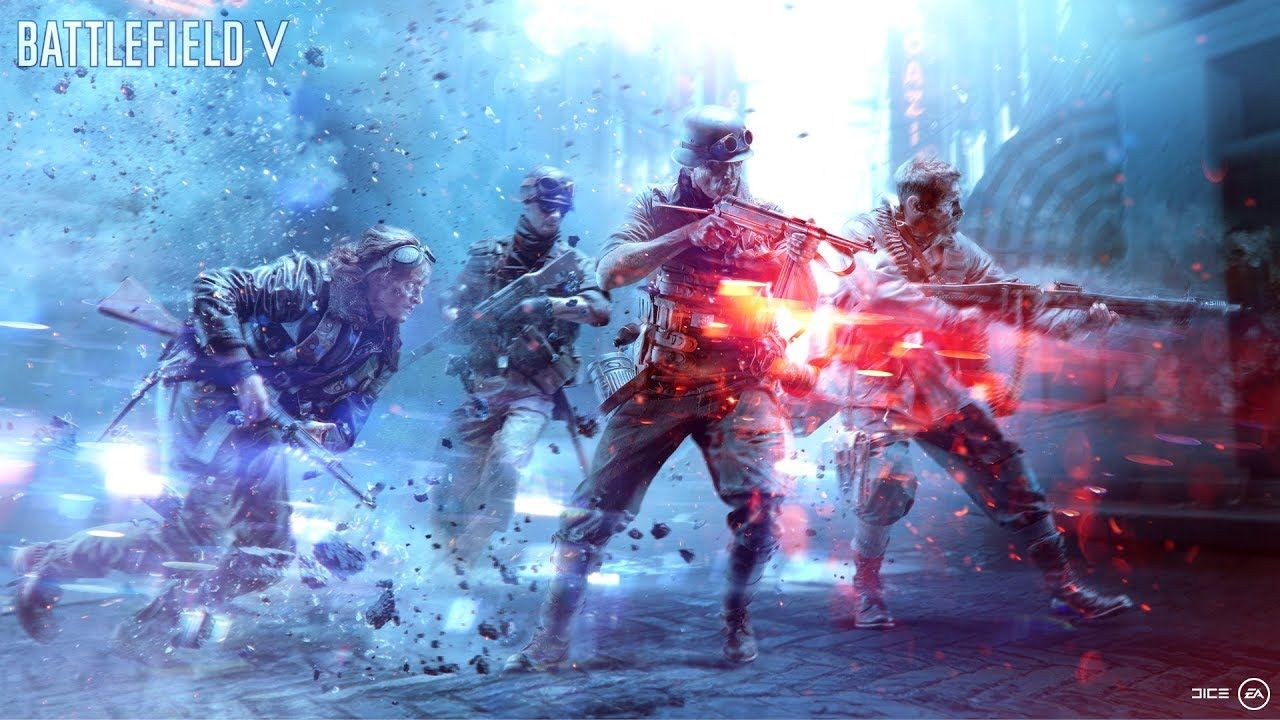 Battlefield V Will Feature A 64 Player Battle Royale Mode Called