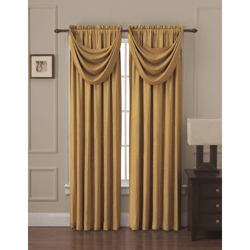 Victorian Waterfall Curtains