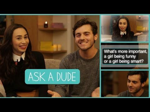 Hudson Luthringshausen, aka MrTukie, joins Eva on #BeYouTV to answer the questions you asked Hudson on Twitter!