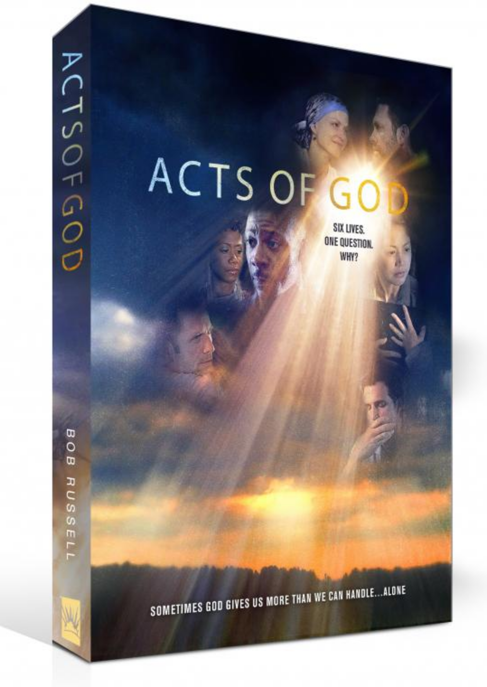 Acts of God Christian Movie Film on DVD Bob Russell