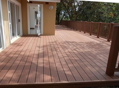 How To Use Cattle Fence For Decks Veranda High Performance Decking