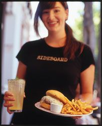 Sideboard, Danville Cuisine: Sustainable Cafe 90 Railroad