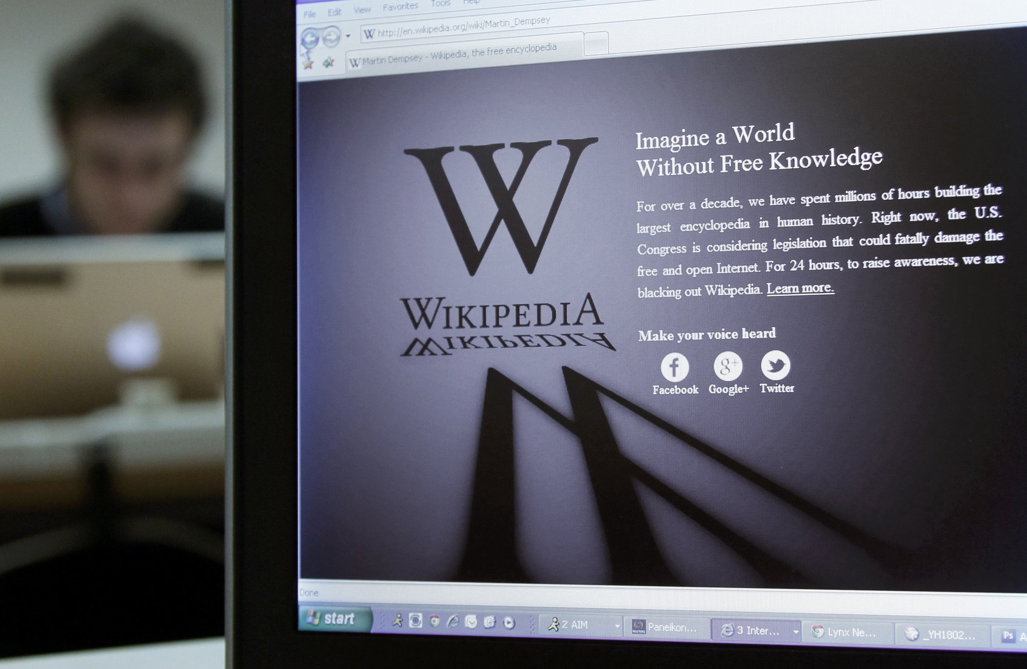 Wikipedia hoax discovered after 10 years