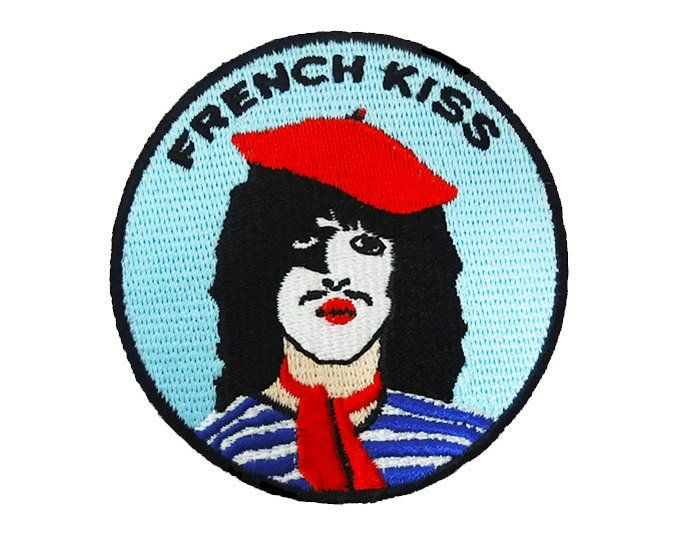 'French Kiss' Patch – Gimme Flair