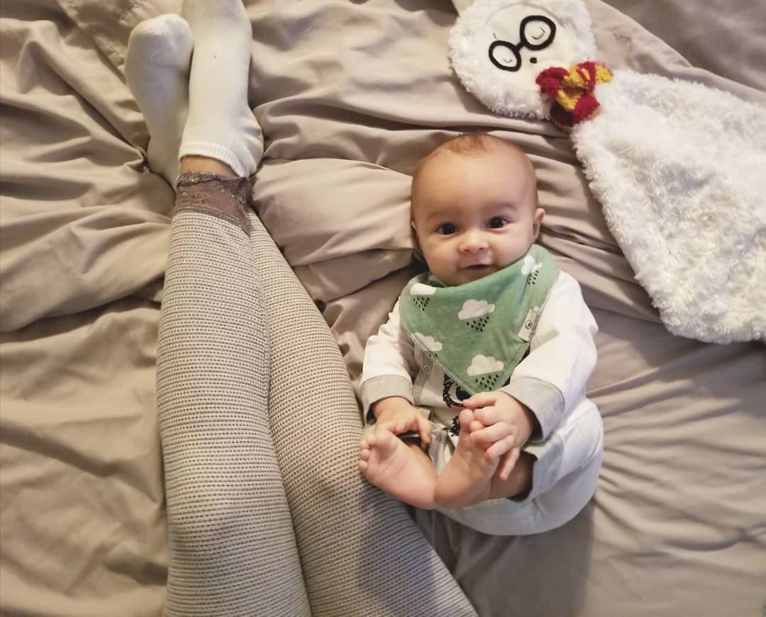 Morning Relaxation with baby relax babycuddles