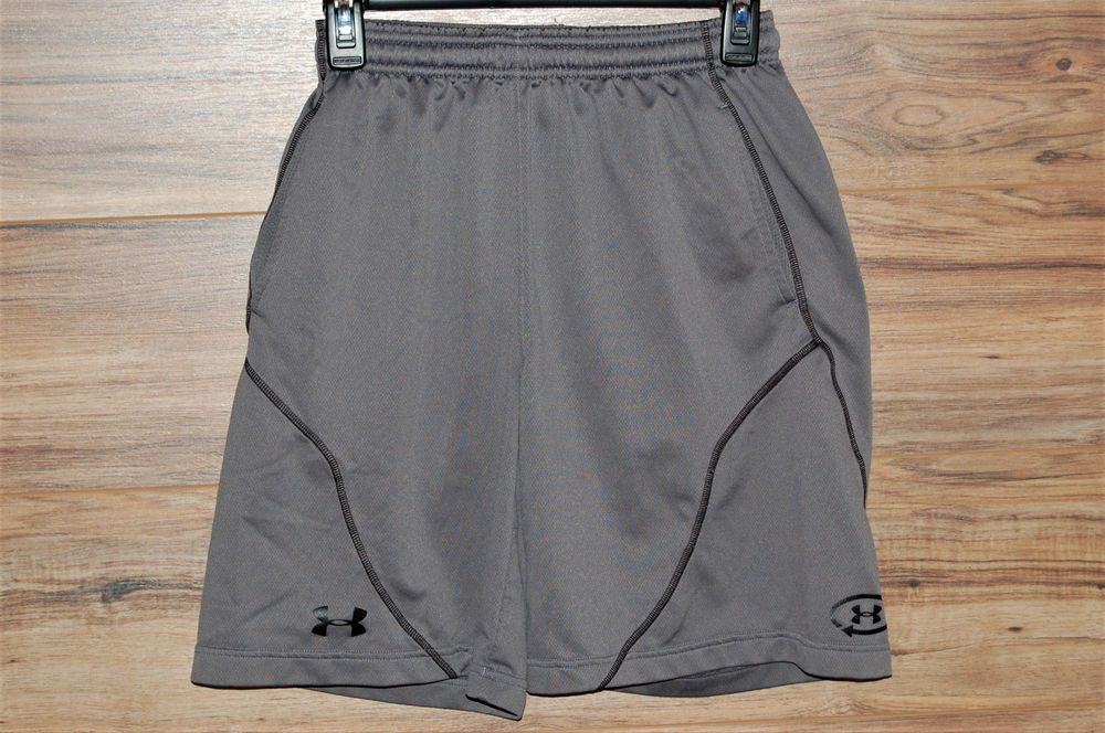 Size Armour Gray Gear Under Small Loose Heat Shorts Mens Catalyst 604qwSdKq