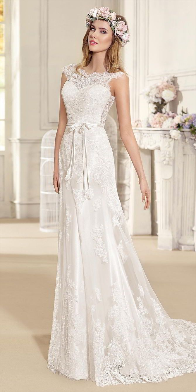 fe2d7c871d66 Fara Sposa 2017 Wedding Dresses