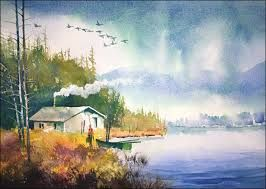 Image Result For Realistic Composition Painting Watercolor