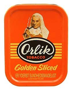 Orlik Golden Sliced 50g tin