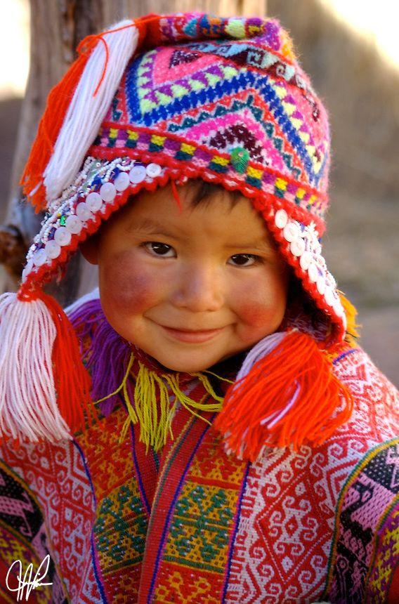 Estos retratos de mujeres peruanas 658fc08e991