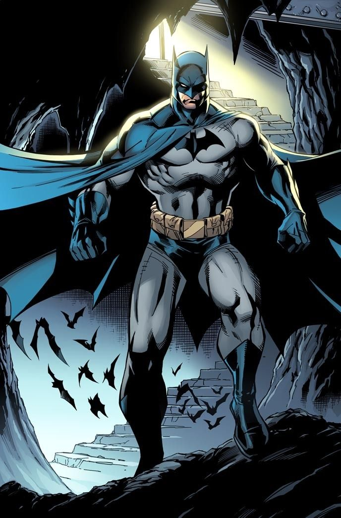 Dc Comics Fans : Batman comic dc comics superheroes