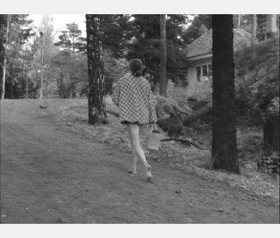 Film Rakastin sinua, Hilde 1954