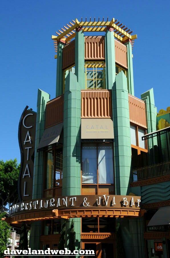 Rainforest Cafe Downtown Disney Happy Hour