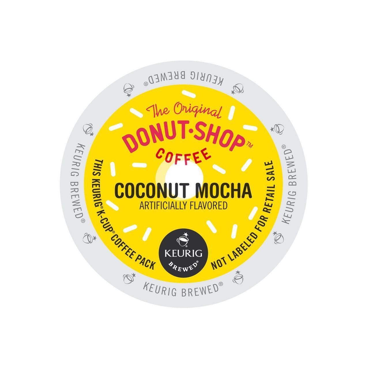 Coconut Mocha Coffee All the fun, none of the calories