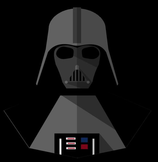Danialnorth Star Wars Gif Darth Vader Illustration