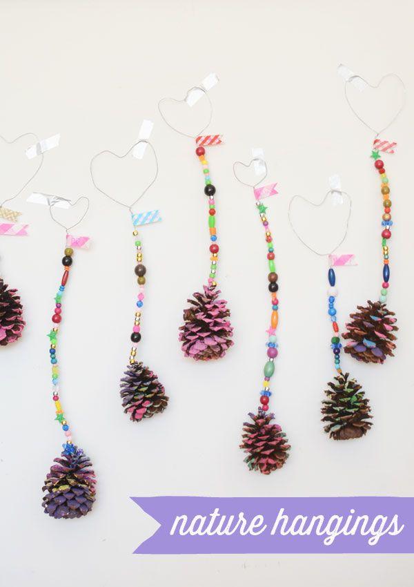 Nature Craft Wall Hangings - Meri Cherry