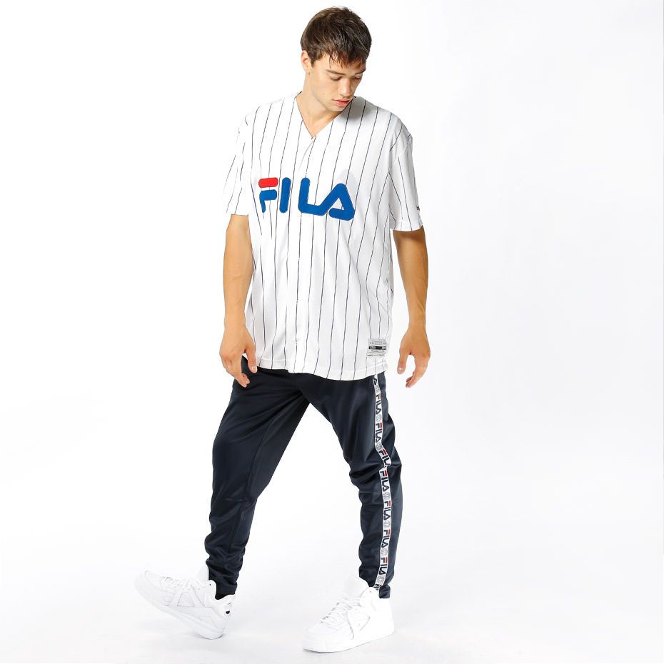 T Shirt King Baseball Fila
