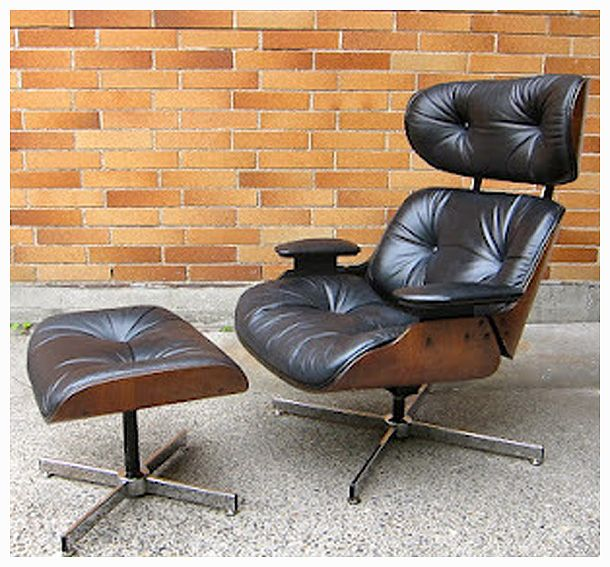 Original 70 S Plycraft Version Of The Famous Eames Lounge Chair