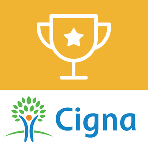 Global Fitness Challenge Cigna Corporation My Healthy App Workout Challenge Health And Fitness Apps Health Innovation