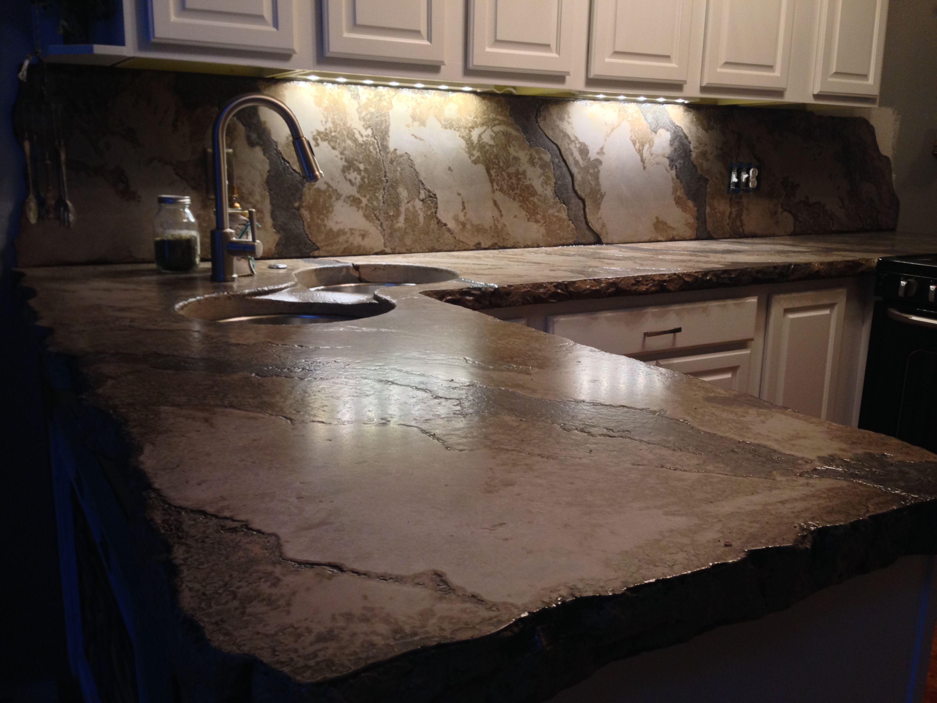 Ordinaire Concrete Countertops Denver Concrete Countertop