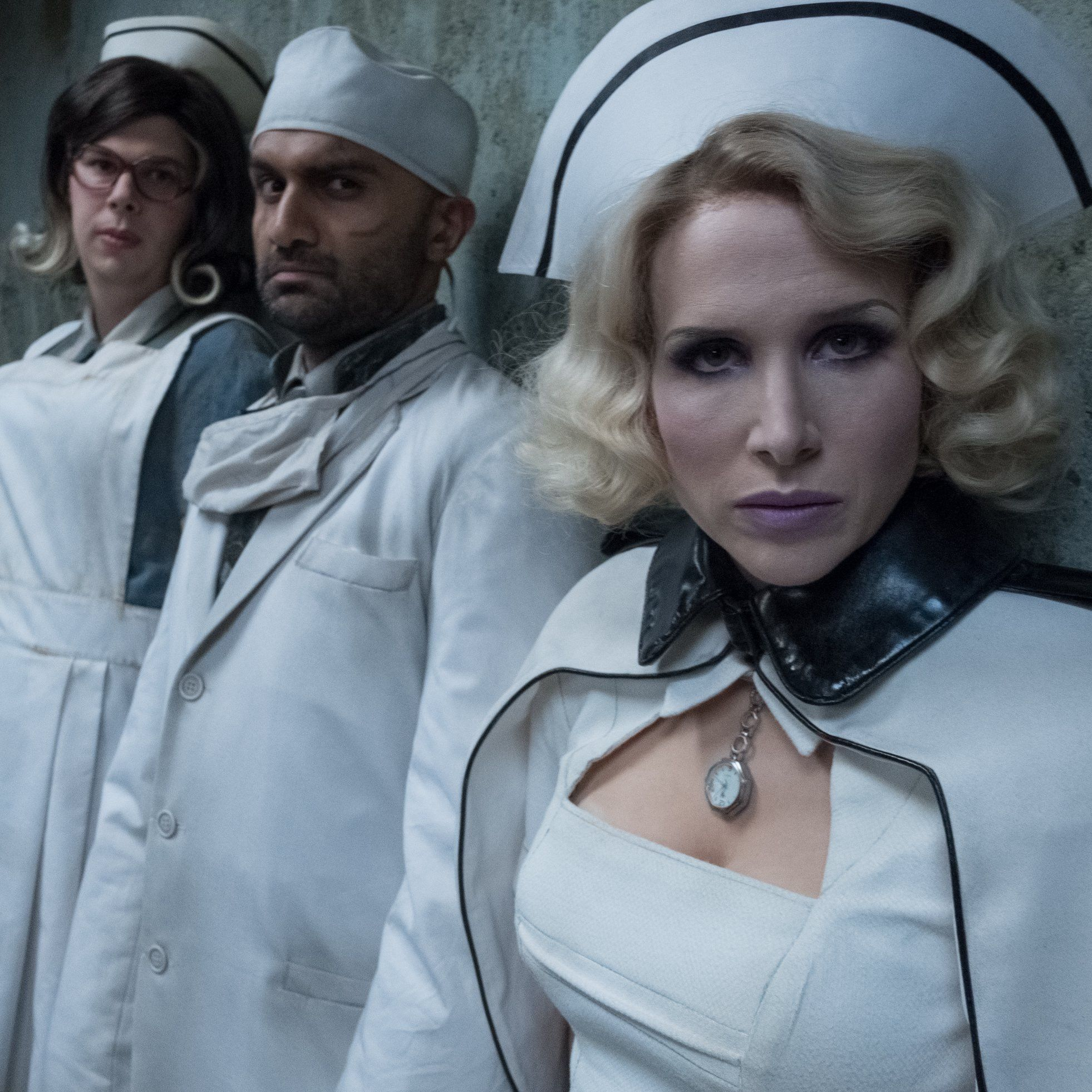 Asoue Esme Squalor Dressed To Kill Literally A Series Of