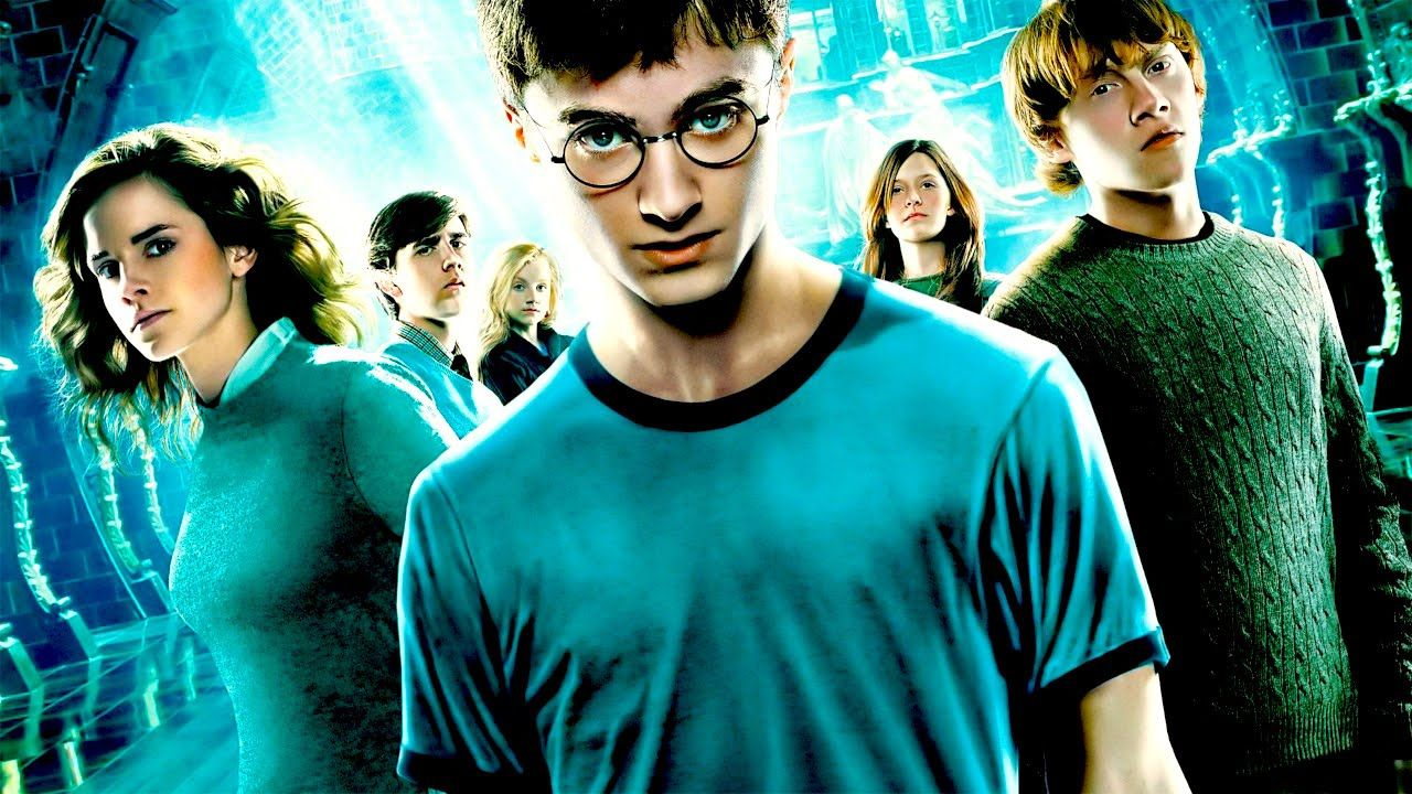 Top 10 Fifth Instalments In Movie Franchises Harry Potter Facts Harry Potter Movies New Harry Potter Book