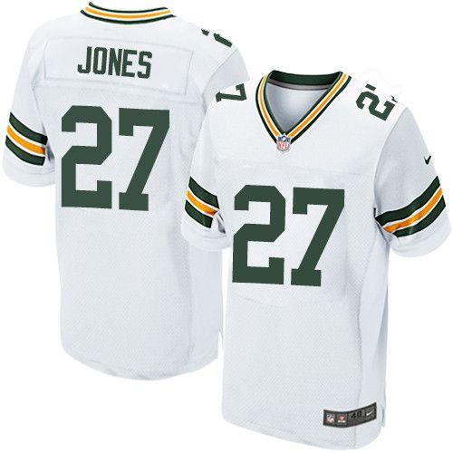 Nike Packers 27 Josh Jones White Men S Stitched Nfl Elite Jersey Nfl Jerseys Green Bay Packers Jerseys Nike Nfl