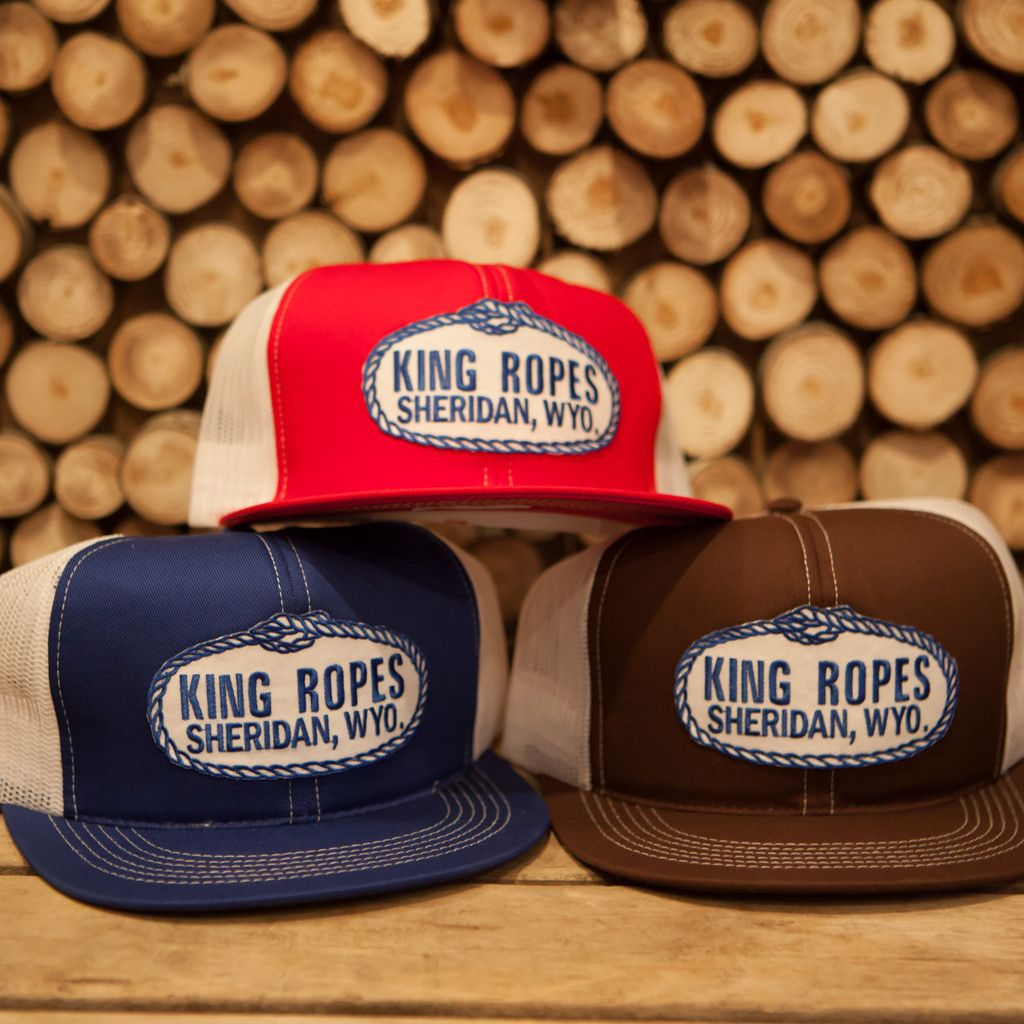 King Ropes, Sheridan WY | Lifestyle | Cowgirl hats, Hats