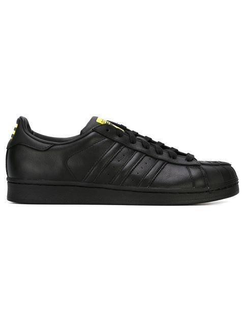 f789a8ceb Shop Adidas Originals X Pharrell Williams  Superstar Pharrell Supershell   sneakers in Penelope from the world s best independent boutiques at  farfetch.com.
