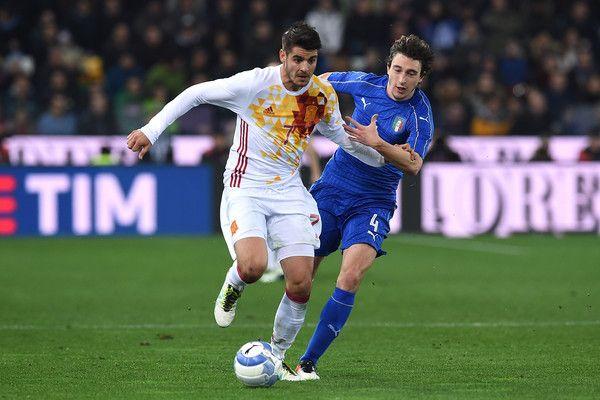 Italy v Spain - International Friendly - Pictures - Zimbio