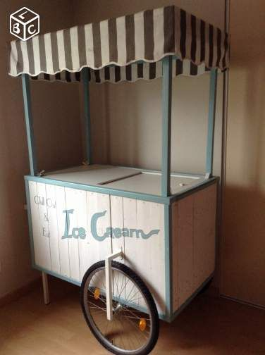 location chariot glace prestations de services vend e. Black Bedroom Furniture Sets. Home Design Ideas