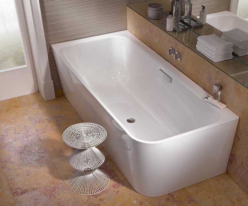 betteart wannen jetzt auch als wand und eckversion in 2019 bad badezimmer wanne und badewanne. Black Bedroom Furniture Sets. Home Design Ideas