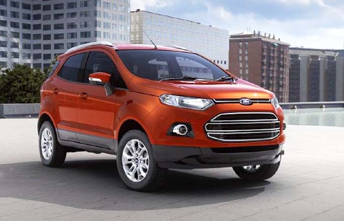 2019 Ford Ecosport A Friendly Suv With Prominent Redesign Ford