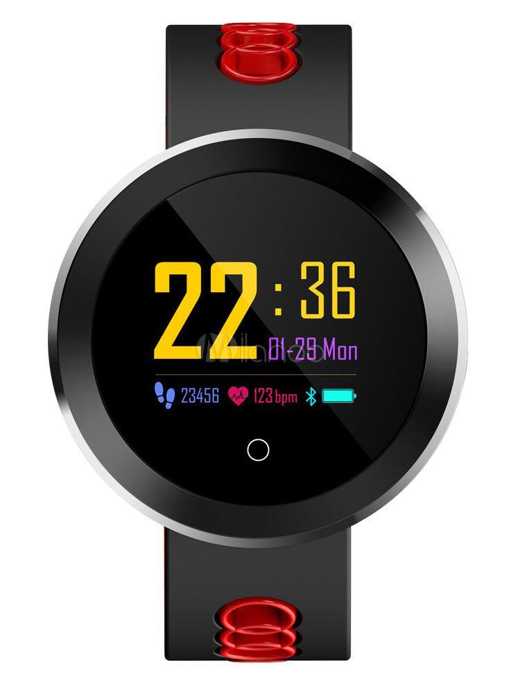 Smart Watch 2019 Color HD Screen Dynamic Heart Rate Blood