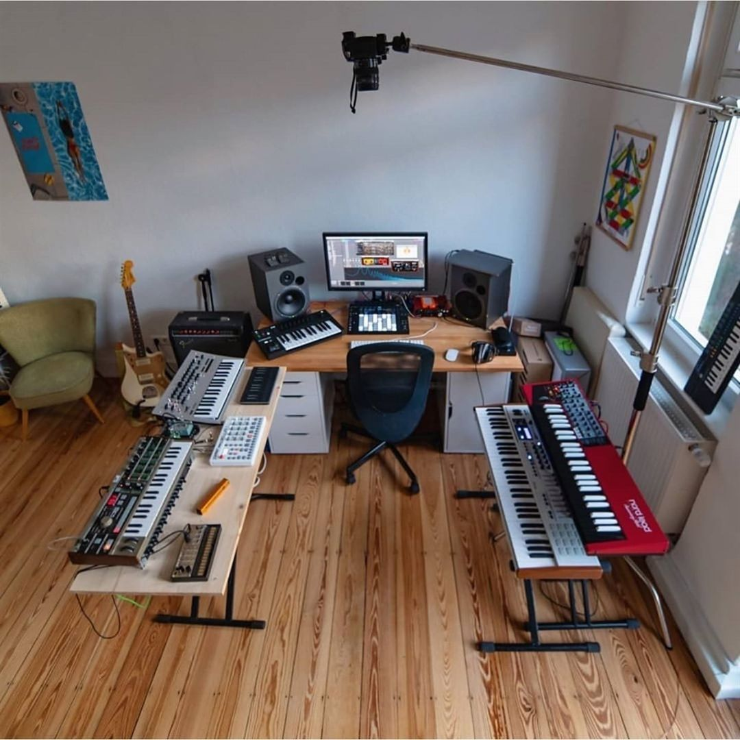 Pin On Home Music Studio Ideas