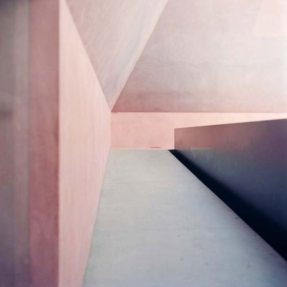 James Turrell #Pink and #grey