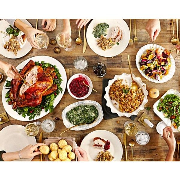 Thanksgiving 2013 ❤ liked on Polyvore featuring food