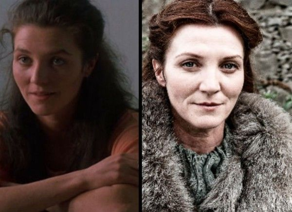 Michelle Fairley (Catelyn Stark) - The 'Game of Thrones' Cast Then and Now - Photos