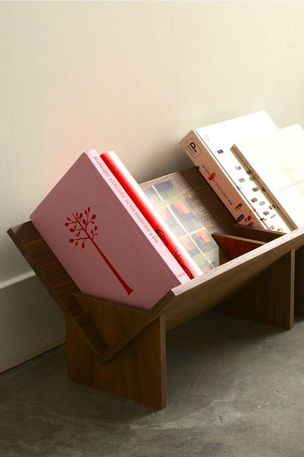 Wooden Floor Bookshelves Great For Kids Room