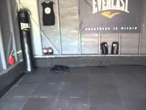 Homemade mma gym mma mma gym mma gym