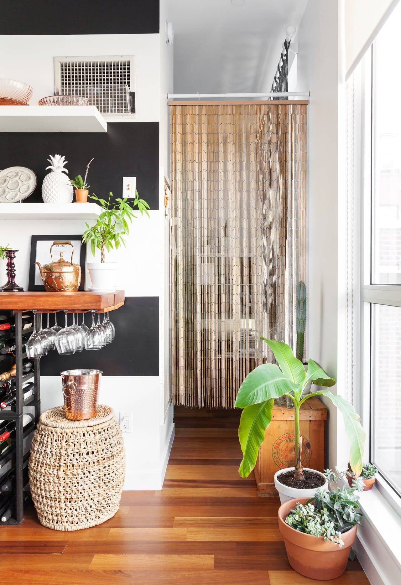 Small Living Room Apartment Therapy: Sarah's Small & Stylish Brooklyn Apartment