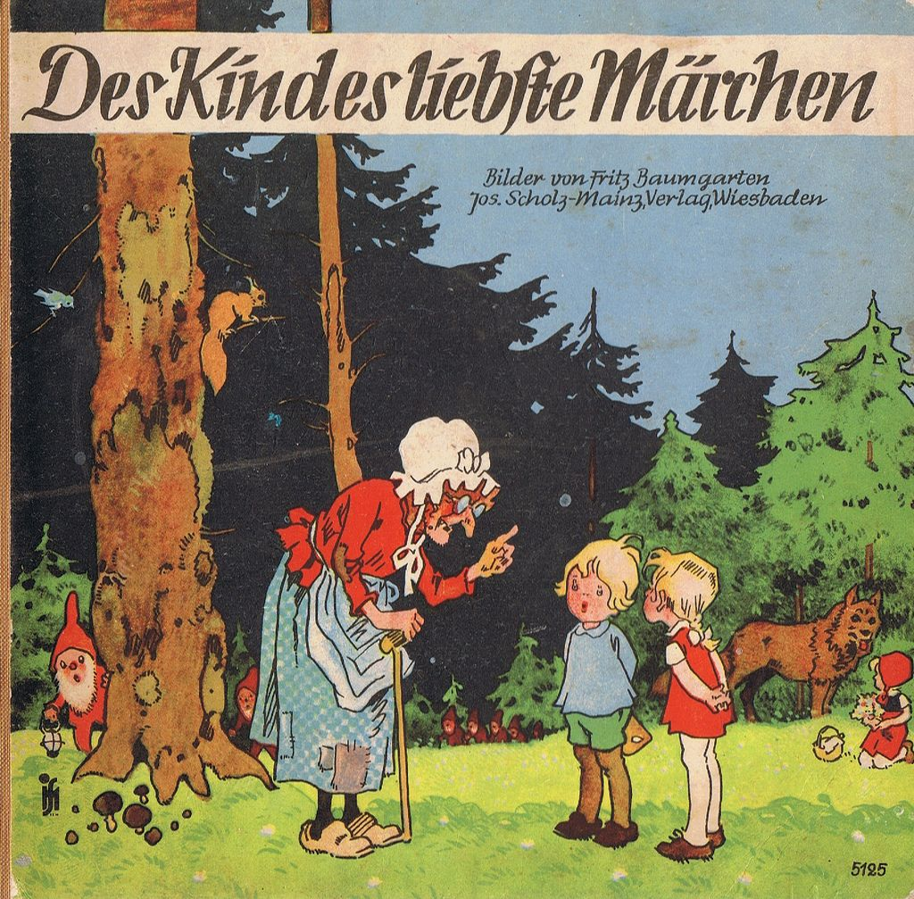Des Kindes liebste Märchen