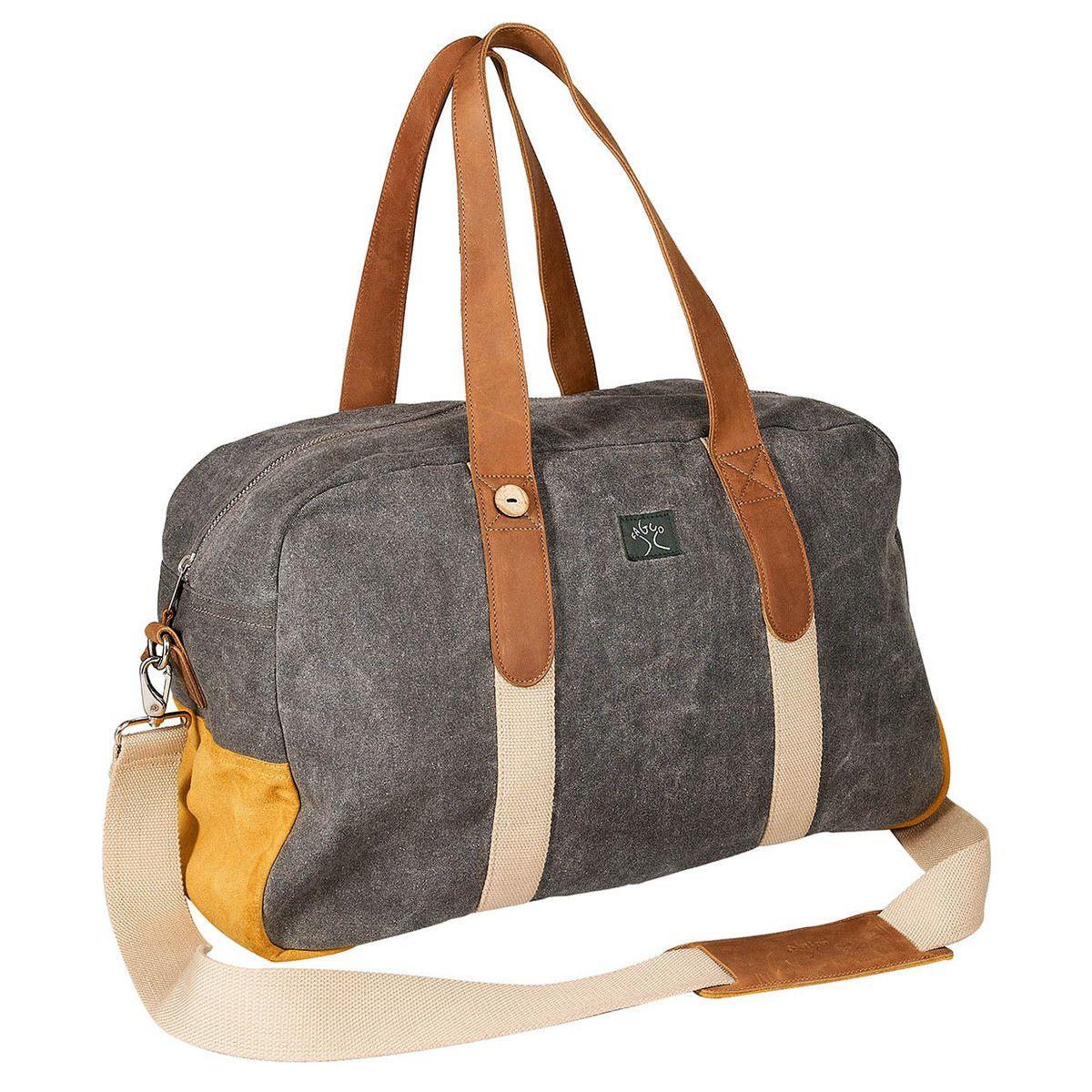 Faguo - Sac de voyage Weekend (bag4801) taille 33 cm czzdc