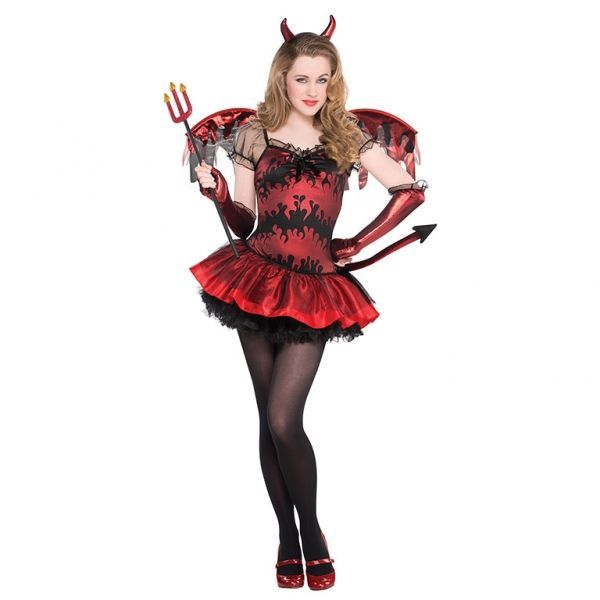 Remarkable, red hot devil halloween costumes