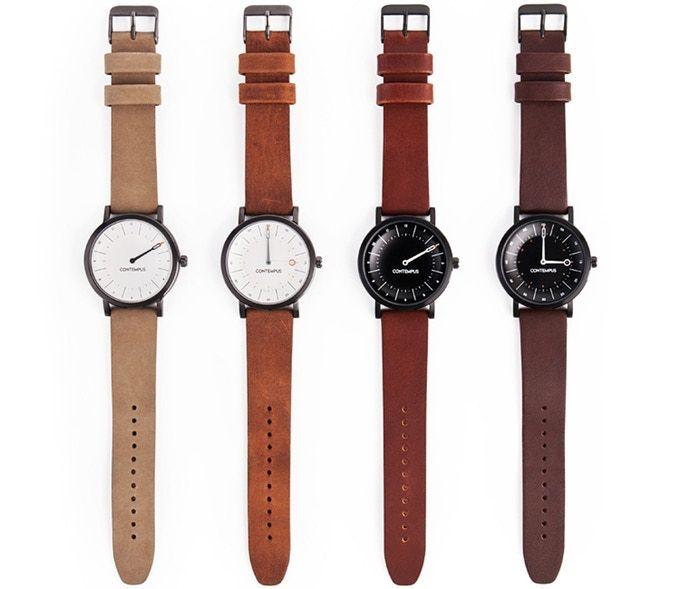 CONTEMPUS – ultimate designer watch with a cosmopolitan idea