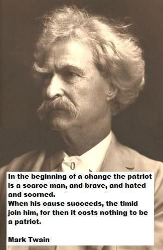 Mark Twain Patriot Mark Twain Quotes Mark Twain Marks